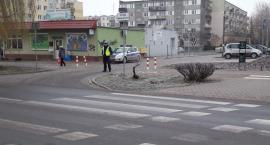 Pieszy to uczestnik ruchu drogowego