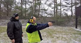 Policyjne szkolenie strzeleckie