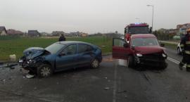 Kolejny wypadek na skrzyżowaniu Orłowska/Pileckiego