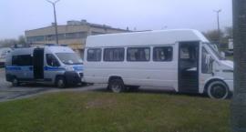 Policja wraz z WITD kontrolowała autobusy i busy przewożące dzieci
