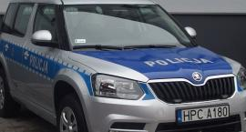 Nowy radiowóz dla inowrocławskich policjantów