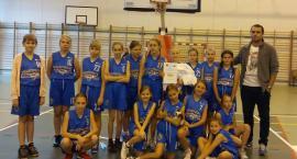 Młode koszykarki grały w Bydgoszczy
