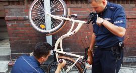 Policja znakuje rowery