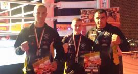 Kickbokserzy wrócili z medalami
