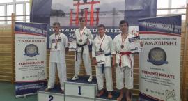 Koelejny dobry występ inowrocławskich karateków