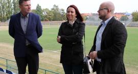 Odpowiednia kolejność modernizacji stadionu Goplanii?