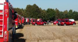 Wspólne ćwieczenia policji, strażaków i leśników