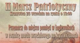 II Marsz Patriotyczny Kruszwica-Łagiewniki