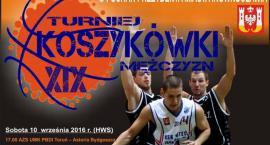W drugi weekend września w Inowrocławiu królować będzie koszykówka!