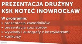 1 września odbędzie się prezentacja koszykarzy KSK Noteć