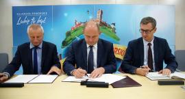 Porozumienie w sprawie przebudowy ul. Magazynowej