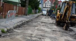 Remont ulic na Solnie. Trwają prace podziemne