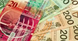 Kurs franka wciąż rośnie. Zobacz jak można zaoszczędzić na kredycie