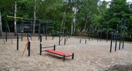 Street Wourkaut Park na os. Piastowskim?