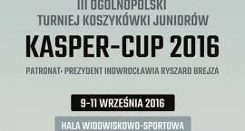 Kasper Cup już we wrześniu