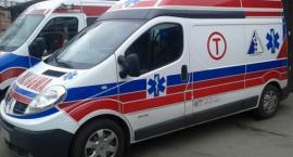 Pogotowie przywiozło do inowrocławskiego szpitala nietrzeźwego pacjenta. Mężczyzna wybił krzesłem s