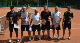 Jarosław Prill wygrał w tenisowym turnieju o puchar dyrektora OSiR