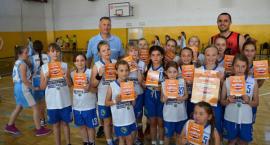 Pierwszy turniej koszykarek z Kasprowicza