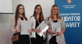Ekipa z Chemika na Gali Laureatów i Finalistów  Olimpiad i Turniejów