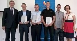 Uczniowie szkoły zawodowej  ZSP nr 5 w czołówce  województwa