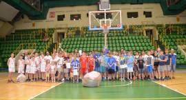 Jeszcze raz o młodych koszykarzach z Kaspra