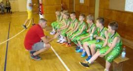 Najmłodsi koszykarze Kaspra grają swój pierwszy mecz
