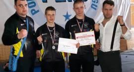 Dwa medale kickboxerów z Inowrocławia
