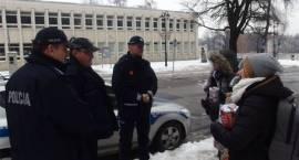 Policjanci podsumowali tegoroczny WOŚP