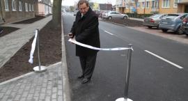 Ulica Skłodowska-Curie oficjalnie oddana do użytku