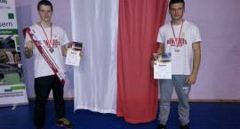 Dwa medale na Mistrzostwa Polski w Kickboxingu
