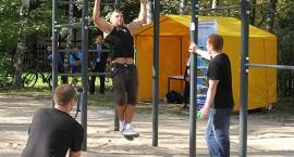 Pokaz siły w Parku Solankowym (TV)