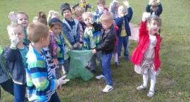 Przedszkolacy sprzątali Świat!
