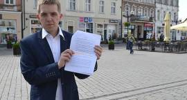 Oświadczenie radnego Patryka Kaźmierczaka