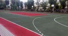 Rozbudują boisko sportowe przy ZSI