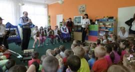 Poranek muzyczny u przedszkolaków