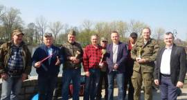 Odbyły się zawody wędkarskie w Solankach