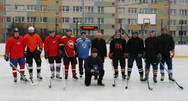 WOŚP - na lodowisku zagrali również hokeiści