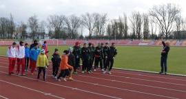 WOŚP - biegali na stadionie miejskim