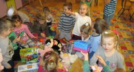 Udane akcje pomocy innym organizowane w Muzycznej Krainie