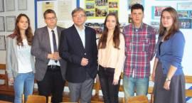 Sukces uczniów z II Liceum Ogólnokształcącego