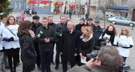 To była ostatnia konferencja kandydata na prezydenta Inowrocławia