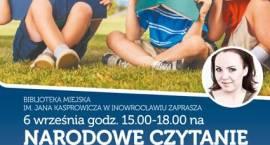Narodowe Czytanie Trylogii Henryka Sienkiewicza