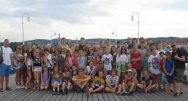 Odpoczywali na sportowo w Sopocie