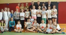 Czwórkowy volley cup 2014 w SP 4