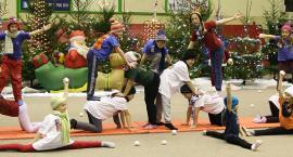 Niepełnosprawne dzieci spotkały się z Mikołajem