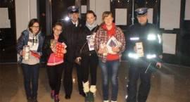 Policjanci przeszkolili wolontariuszy