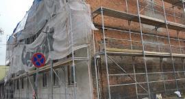 Komunalne budynki są remontowane