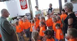 Przedszkolaki z wizytą w ratuszu