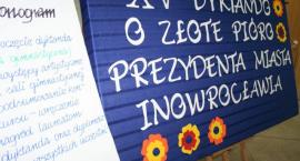 O złote pióro Prezydenta Miasta Inowrocławia