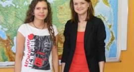Dzielne młode rusycystki z I LO